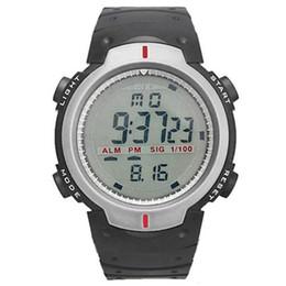 sport stopwatches 2019 - men Unisex Waterproof LED Digital Sport Watch Electronics Wrist Watch Stopwatch Date Rubber Wrist Relojes cheap sport st