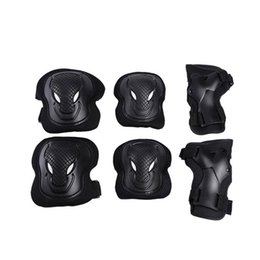 China Sports Outdoors Safety Elbow Knee Pads Guard Two Pieces Each Suit Maximal Exercise Skating Bicycle Protect Parts 18py bb cheap suit parts suppliers