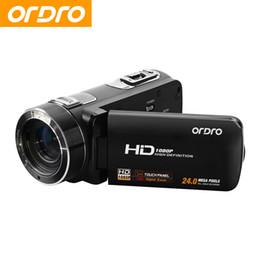 $enCountryForm.capitalKeyWord Australia - Ordro HDV-Z8 1080P Full HD Digital Video Camera Camcorder 16x Digital Zoom Digital Rotation LCD Touch Screen Max. 24 Mega Pixel