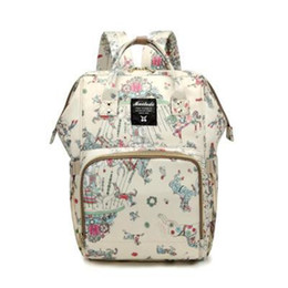 3604eaf80e9e1 Mummy Maternity Baby Care Nappy Bag Diaper Bags Fashion Brand Large Capacity  Dry Wet Designer Travel Backpack Nursing Diaper
