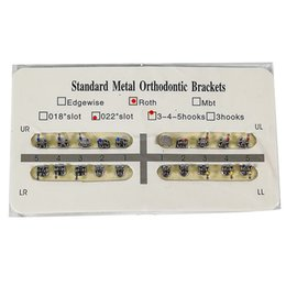 Support dentaire Orthodontic Standard Roth 022