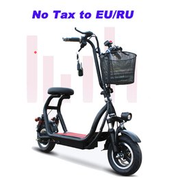 $enCountryForm.capitalKeyWord NZ - 10 inch Electric bike mini two round folding bike lithium battery bicycle adult pedal scooter Convenient small electric bike