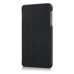 Sleep Slim online shopping - Smart Case for Samsung Galaxy Tab A SM T380 SM T385 Edtion Ultra Slim PU Leather Case Cover Auto Sleep Wake up