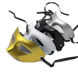 $enCountryForm.capitalKeyWord NZ - Mens Masquerade Mask Fancy Dress Venetian Masks Masquerade Masks Plastic Half Face Mask DHL free shipping