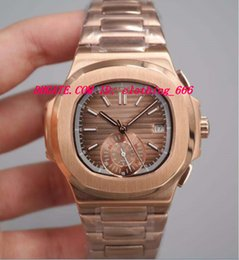 $enCountryForm.capitalKeyWord Canada - Luxury Watches 2 Colors Dial 5980 1A N@UTILUS STAINLESS Rose Gold Dial Automatic Fashion Men's Watch Wristwatch
