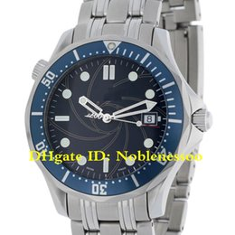 limited edition luxury watch 2019 - 3 Style Luxury Men Professional Blue James Bond 007 Limited Edition Mens Watch 2226.80.00 Automatic Planet Ocean Wristwa