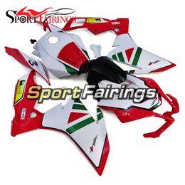 $enCountryForm.capitalKeyWord NZ - ABS Plastic White Red Green 12 13 14 RS125 Motorcycles Full Fairing Kit For Aprilia RS125 2012 2013 2014 Body Kit Bodywork Customize