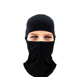 Wholesale Bicycle Face Mask Outdoor Multifunction Face Protection Windproof sports Scarf Headgear Cap Cycling Face Mask