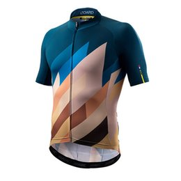 Khaki Outdoor Shirts Men Australia - 2019 MAVIC Team men Summer Cycling Jersey Quick Dry MTB Bike Shirt Breathable Bicycle Clothes short sleeve outdoor Sportswear Y061105