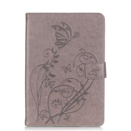 China Wallet Leather Australia - Flower Cover PU Leather Case For Samsung Galaxy Tab A 10.1 T580 T585 SM-T580 Tablet Case Flip Cover up Wallet +Stylus Pen+Film.