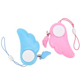 Discount personal protection - Girl Women Anti-Attack Panic Safety Couple Party Game Mini Loud Self Defense Supplies Party Favor Personal Protection