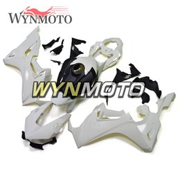 Unpainted Fairings Australia - Complete Fairings For Honda CBR1000RR 2017 Year CBR1000 RR 17 Injection Plastic Body Kit Unpainted Fairings Carenes