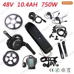 $enCountryForm.capitalKeyWord Australia - Electric Bicycle kit 8fun bafang 48V 750W Motor Wheel BBS02 + 48V 10AH Hailong No.1 Electric Bike Lithium ion Battery Cells