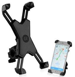 Универсальный велосипед телефон стенд ПВХ велосипед руль Держатель для iPhone Samsung HTC Sony Велоспорт мобильный телефон поддержка