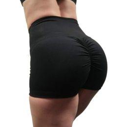 $enCountryForm.capitalKeyWord NZ - 2019 New Elastic Booty Black Shorts Sexy Slim Feminino Pantalones Mujer Fitness Women Sporting Runs Female Short Pants