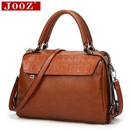 $enCountryForm.capitalKeyWord Canada - Luggage Hand JOOZ Brand women handbags Alligator vintage Boston bag high quality Ladies Crocodile leather bags for women Messenger bags