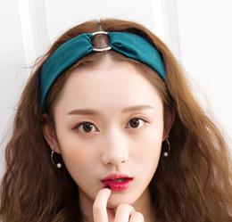Rings deeR head online shopping - 2018 Korean version of the fashionable deer skin Plush ring decorative hair belt wash gargle elastic head belt lady s headwear