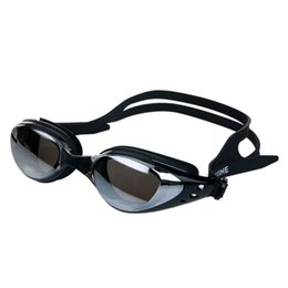 Swiming Sport Eyewear Anti Fog UV Protection Waterproof Electroplate Men Women swimming goggles professional