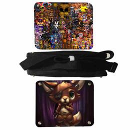 FNAF Pencil Bag UT Unicorn Anime Freddy Foxy Chica Cat Dog Wolf Casual Case  Women Men Teenagers Boys Girls Kid School Lunch Box 840181f488