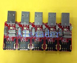USB 2.0 Dongle Para Desbloquear Sim Card Atualize a versão do programa e código iccid para rsim rsim 12 desbloqueio de cartão sim hercardsim GPPLTE em Promoção