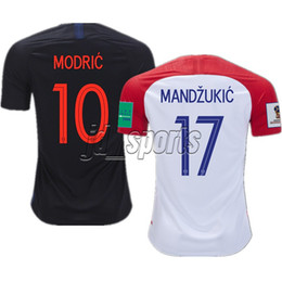 926754949 2018 World Cup Croatian Futbol Camisa Rakitic Modric Kovacia Soccer Jerseys  Croacia Football Camisetas Shirt Kits Maillots