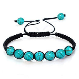 $enCountryForm.capitalKeyWord Canada - New style hot sale 6MM multi-species natural stone amethyst beads woven Xiangbala yoga energy stone bracelet free shipping