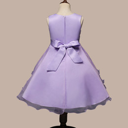 $enCountryForm.capitalKeyWord UK - European and American small and medium children sleeveless waistband flowers net gauze dress birthday dress New style