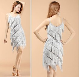 white cami dress 2018 - Woman 1920s Vintage Great Gatsby Party Sequin Dress  Sexy V- a5801a4ebd6b