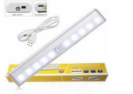 $enCountryForm.capitalKeyWord NZ - Portable 5V USB LED Book light Rigid Bar LED Desk table lamp Strip Tube Bulb For Bedside Reading Children Study Office Work
