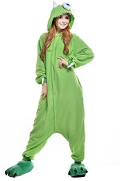 Chinese  Unisex Adult Animal Sleep Suit Cosplay Kigurumi Costume Pajamas manufacturers