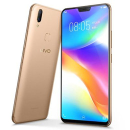 "vivo mobile phones android UK - Original VIVO Y85 4G LTE Cell Phone 4GB RAM 32GB 64GB ROM Snapdragon 450 Octa Core Android 6.26"" Full Screen 16MP Face ID Smart Mobile Phone"