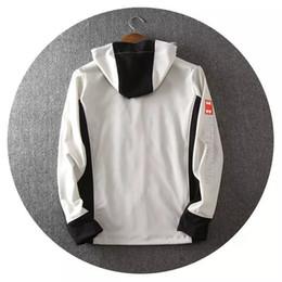 3d bead patterns 2018 - Mens UA Jacket Autumn Spring Windrunner Quick Dry Thin Windbreaker Designer Patchwork Winter Coats Hoodie Sports Outdoor