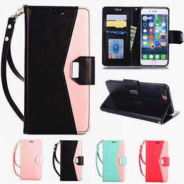 11a87707628d Newest Luxury Leather Card Holder wallet Case For Huawei Y7 Y9 Prime 2018  Y5 Y6 2017 Y6 2018 Honor 7A Y6II Compact Y5II Y3II Nova 2S