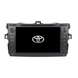 toyota corolla touch screen 2019 - Car DVD player for Toyota COROLLA 2006-2011 8inch Andriod 8.0 Octa core with 4GB RAM,32GB ROM, GPS,Steering Wheel Contro
