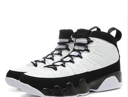 High Cut Shoes For Men Fashion Canada - 2018 Basketball Shoes For Men is fashion 9 IX High Quality Sneakers Trainer OG space jam 9 Sports Shoes