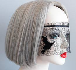 $enCountryForm.capitalKeyWord Australia - a86 Christmas mausoleum masquerade children adult female princess queen witch net yarn funny sexy mask