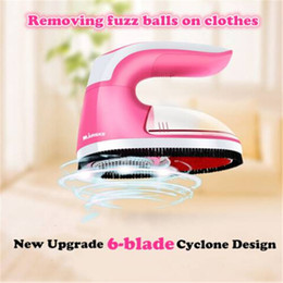 Woolen Knitted Clothes NZ - Sales!!!Electric Clothes Lint Removers Fuzz Pills Shaver for Sweaters Carpets Clothing Lint Pellets Cut Machine