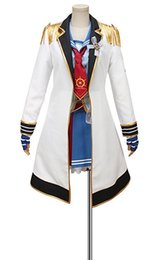 Costumes Navy UK - Love Live Navy Awakened Umi Sonoda Cosplay Costume