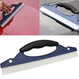 Carro de silicone limpador de água raspador de carro raspador de neve pá janela remoção mais limpa dhl ups frete grátis em Promoção