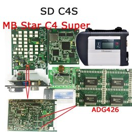 Discount free car diagnostic software - Super MB Star C4S high quality IC full pcb software Engineer Developer Vediamo EPC WIS for MB Star car diagnostic free s