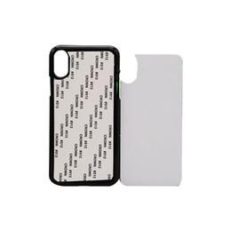 $enCountryForm.capitalKeyWord NZ - 150pcs Wholesale 2D DIY Sublimation Heat Press PC Cover Case for iPhone X XS XS MAX Blank Hard Plastic Case with Aluminium Plate