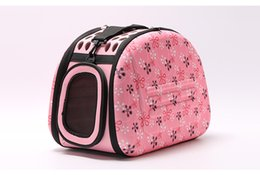 $enCountryForm.capitalKeyWord UK - Small Dog Baby Puppy Cat House Bed Outdoor Travel bags Portable Foldable Pet Handbag Kennel Mat Pet Products Accessories Supplies