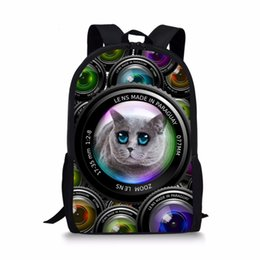 Instantarts 3d Novelty Butterfly Design Students Girls School Bags Casual Kids Bookbags Teenagers Computer Bagpack Knapsack Male Luggage & Bags
