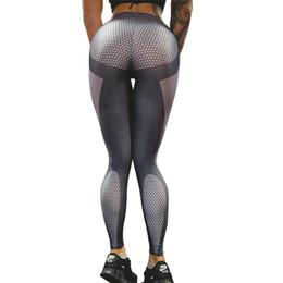 Sex Tight Leggings Australia - Women Bodybuilding Tight Pants Yoga Fitness Running Tights Leggings Yoga Pants Fitness Sex Femme Push Up Club Active Wear