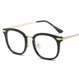 discount eyewear prescription glasses fashion luxury prescription eyeglasses frames with clear lenses round optical eyewear frame - Discount Eyeglasses Frames