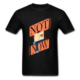 China Not Now Im Reading T Shirt Men T-shirt Cartoon Tshirt Letter Z Printed 90s Clothing Cotton Tops & Tees Fashion Black Fun supplier read top suppliers