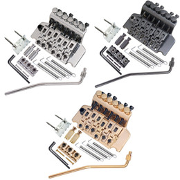 Wholesale 10.8mm Double Lock Floyd Rose Licensed Guitar Bridge Set Tremolo System