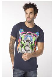 Print Dryer Canada - Men quick dry skull print men t shirt brand-clothing casual summer T shirt male quality Tshirt black fw801256