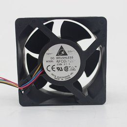 Wholesale Cooling fan for Delta mm pin AFC0712DE DC12V A Two Ball Bearing