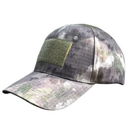 $enCountryForm.capitalKeyWord Australia - Camouflage Flag Patch Baseball Cap Hats Multi-pattern Outdoor Sporting Caps Digital Camo Tactical Nylon Fastener Tape Design cap